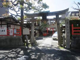 御所八幡宮 | 観光情報 | 京都に ...