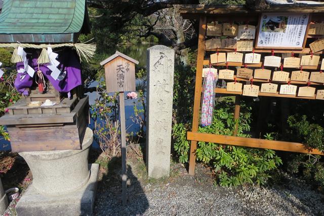 神泉苑 京都観光